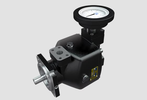MD Chemical Metering Pump